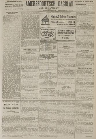 Amersfoortsch Dagblad / De Eemlander 1925-01-29