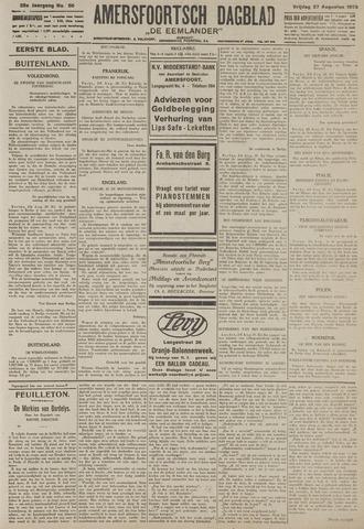 Amersfoortsch Dagblad / De Eemlander 1926-08-27