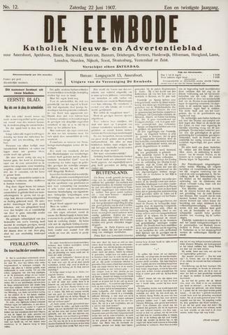 De Eembode 1907-06-22