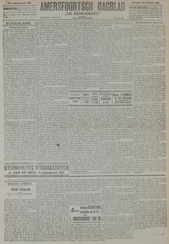 Amersfoortsch Dagblad / De Eemlander 1921-02-22