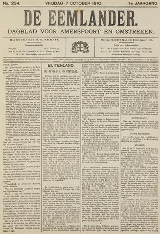 De Eemlander 1910-10-07