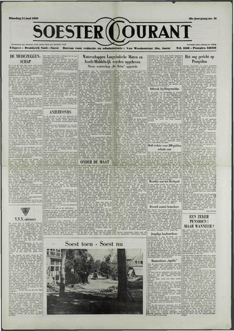 Soester Courant 1969-06-24
