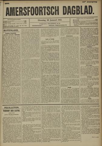 Amersfoortsch Dagblad 1912-01-30