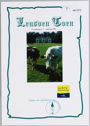 Historische Kring Leusden 2005-08-01