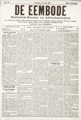 De Eembode 1897-07-31