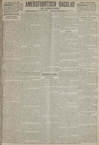 Amersfoortsch Dagblad / De Eemlander 1918-02-01