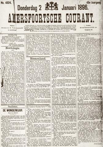 Amersfoortsche Courant 1896