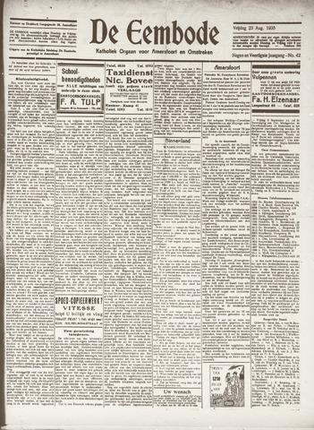 De Eembode 1935-08-23