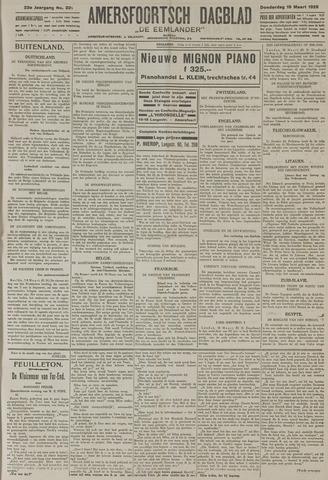 Amersfoortsch Dagblad / De Eemlander 1925-03-19
