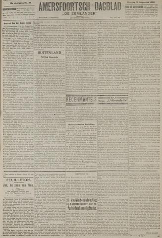 Amersfoortsch Dagblad / De Eemlander 1920-08-10