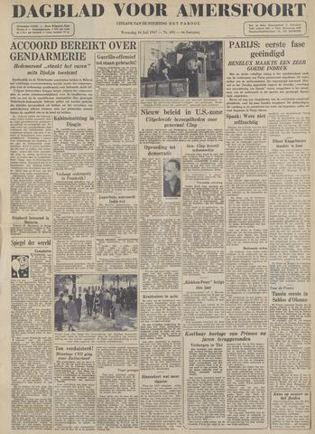 Dagblad voor Amersfoort 1947-07-16