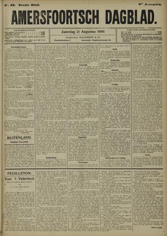 Amersfoortsch Dagblad 1909-08-21