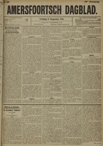 Amersfoortsch Dagblad 1911-08-11
