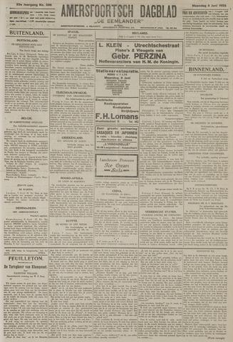 Amersfoortsch Dagblad / De Eemlander 1925-06-08