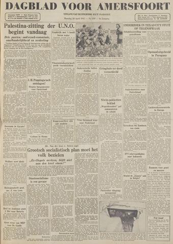 Dagblad voor Amersfoort 1947-04-28