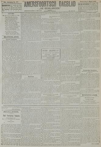 Amersfoortsch Dagblad / De Eemlander 1922-03-09