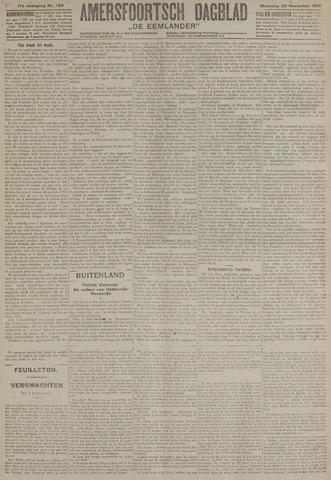 Amersfoortsch Dagblad / De Eemlander 1918-11-25