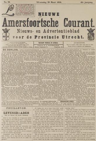 Nieuwe Amersfoortsche Courant 1916-03-29