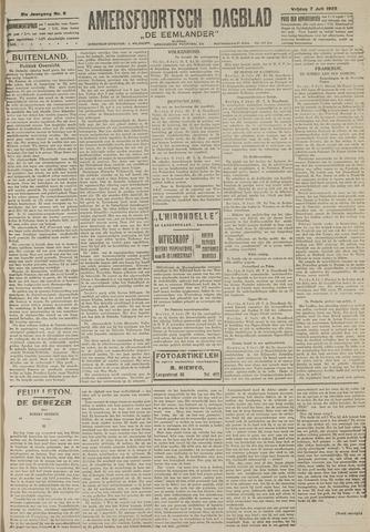 Amersfoortsch Dagblad / De Eemlander 1922-07-07