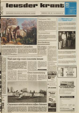 Leusder Krant 1991-04-03