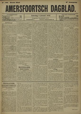 Amersfoortsch Dagblad 1908-01-04