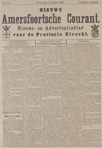 Nieuwe Amersfoortsche Courant 1911-02-08