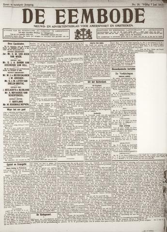 De Eembode 1913-06-06