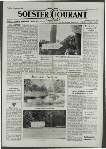 Soester Courant 1969-08-15