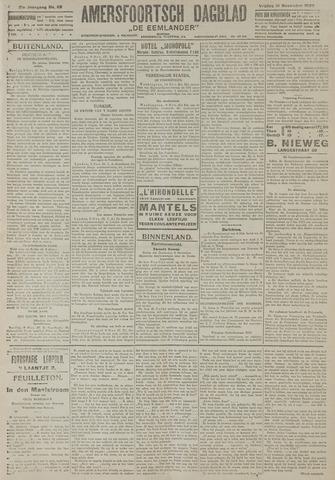 Amersfoortsch Dagblad / De Eemlander 1922-11-10
