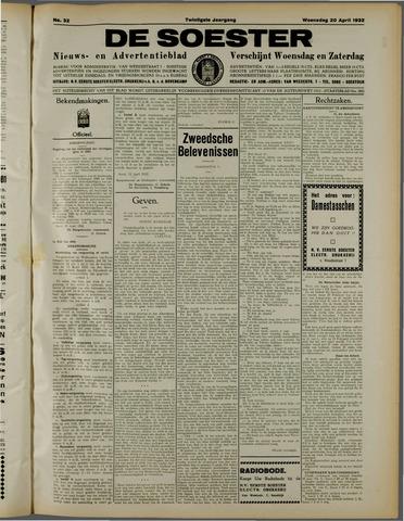 De Soester 1932-04-20