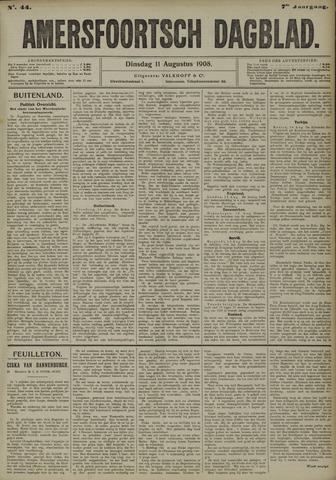 Amersfoortsch Dagblad 1908-08-11