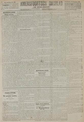 Amersfoortsch Dagblad / De Eemlander 1919-12-18