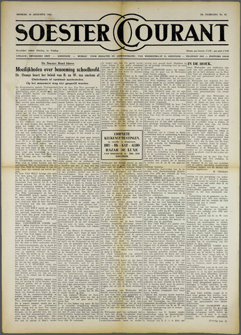 Soester Courant 1955-08-16