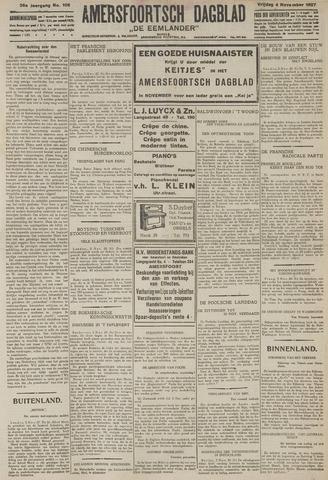 Amersfoortsch Dagblad / De Eemlander 1927-11-04