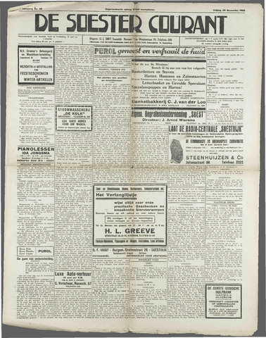 Soester Courant 1929-12-29