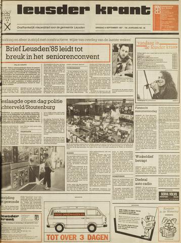 Leusder Krant 1987-09-08