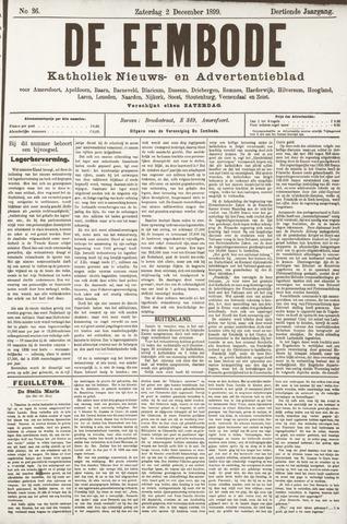 De Eembode 1899-12-02