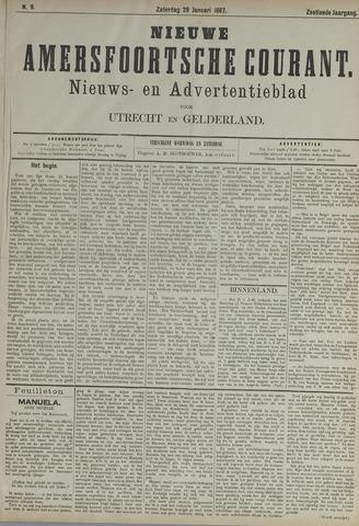 Nieuwe Amersfoortsche Courant 1887-01-29