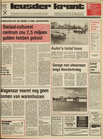Leusder Krant 1984-02-09