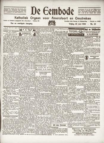 De Eembode 1930-06-20