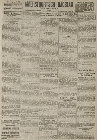 Amersfoortsch Dagblad / De Eemlander 1923-10-20