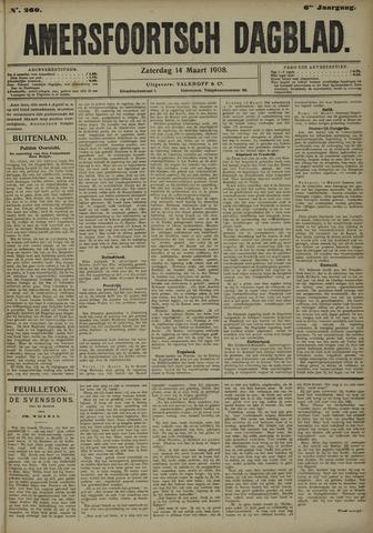 Amersfoortsch Dagblad 1908-03-14