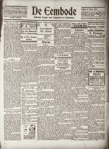De Eembode 1936-03-20