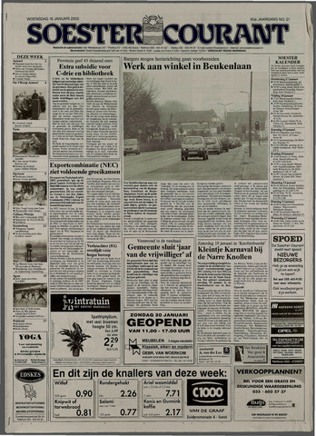 Soester Courant 2002-01-16