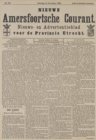 Nieuwe Amersfoortsche Courant 1909-12-18