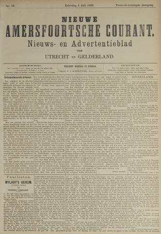 Nieuwe Amersfoortsche Courant 1893-07-01