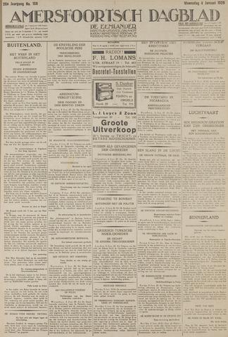 Amersfoortsch Dagblad / De Eemlander 1928-01-04