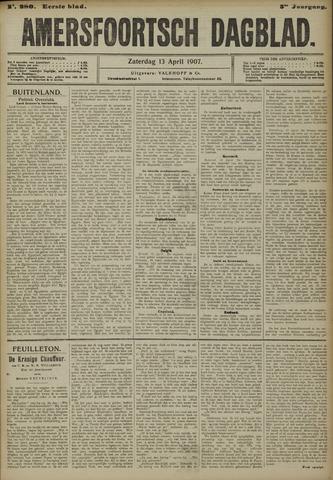 Amersfoortsch Dagblad 1907-04-13