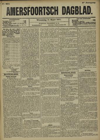 Amersfoortsch Dagblad 1905-03-15