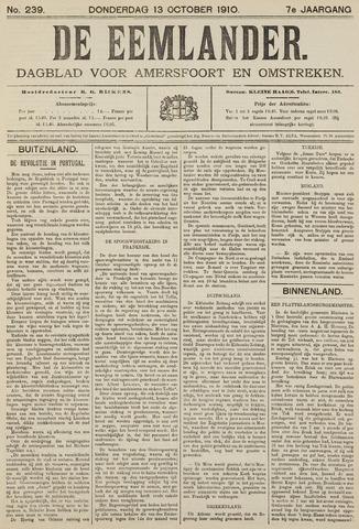 De Eemlander 1910-10-13